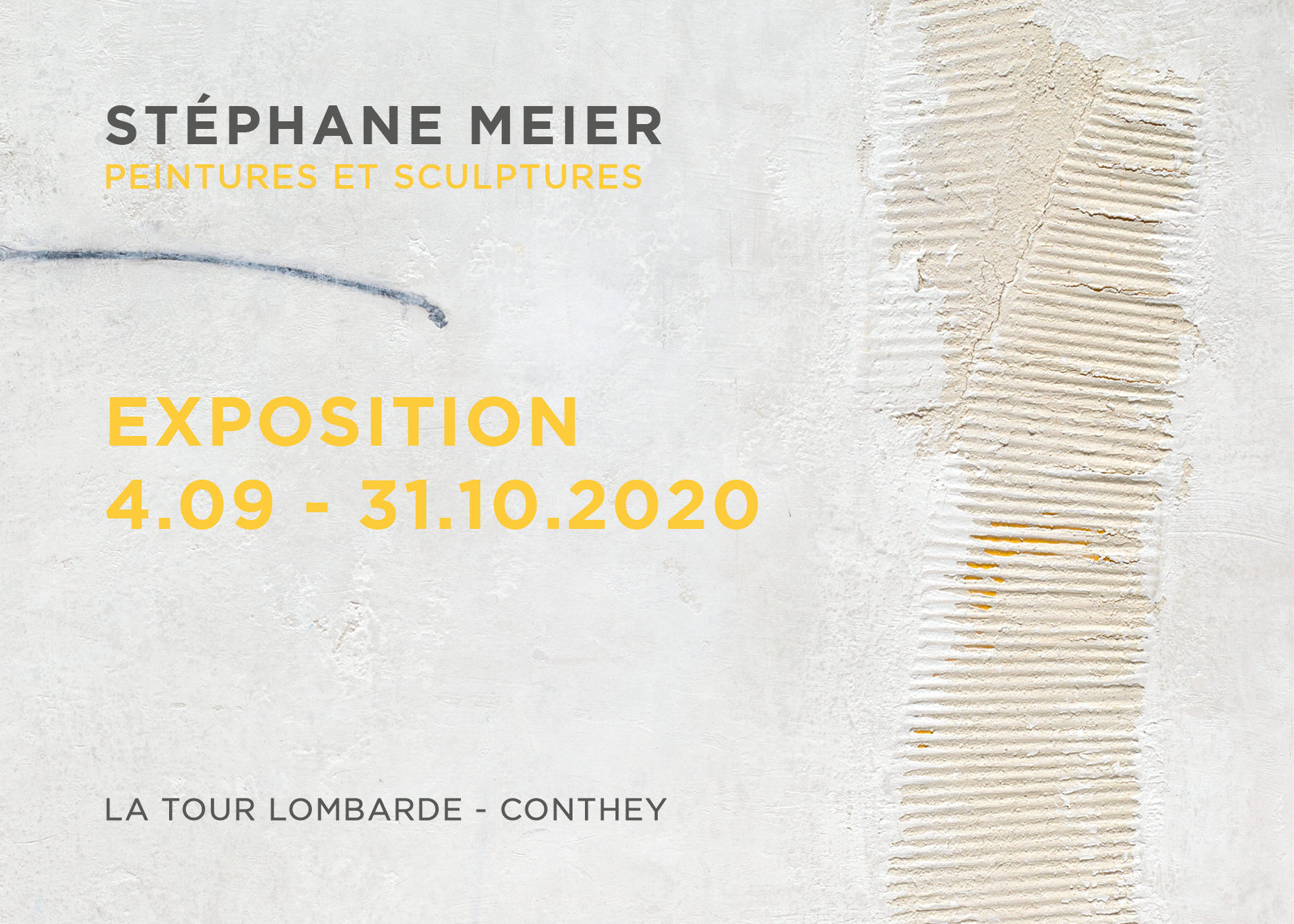 exposition Tour Lombarde 2020