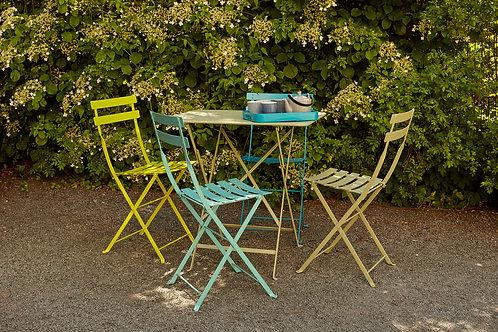 Gartenmöbel Set - bunt