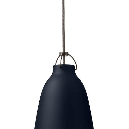 Deckenlampe - dunkelblau matt