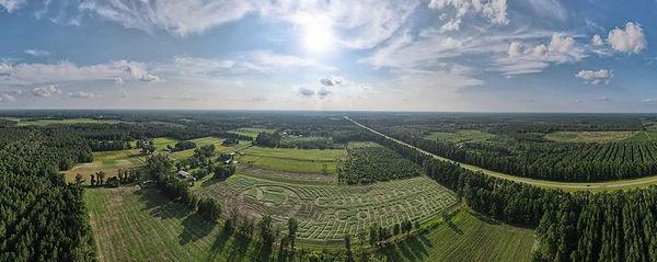 2020 Maze Aerial