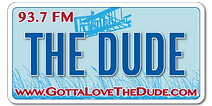 Logo for the Dude Radio Station