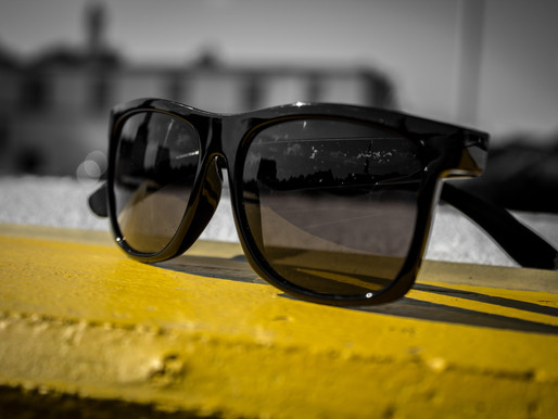 For Your Eyes Only - What You Need To Know About Wearing Sunglasses on Camera