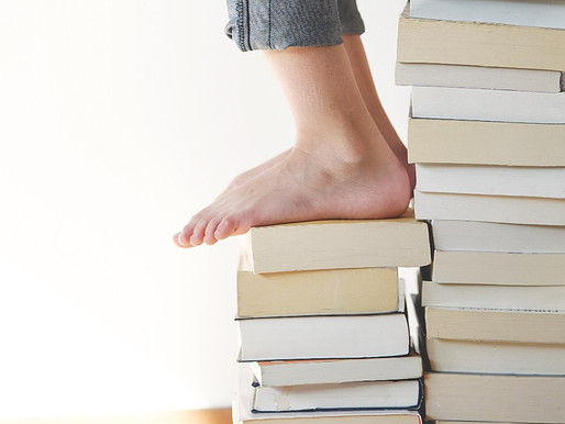 Use Your Power Stance, Lose Bad Habits and Find Your Zone of Genius -  3 Books To Show You How