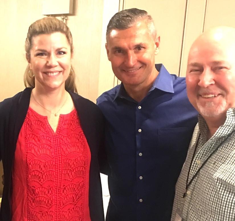 Jennifer McClure, Bryan Paul Buckley, Michael Hudson