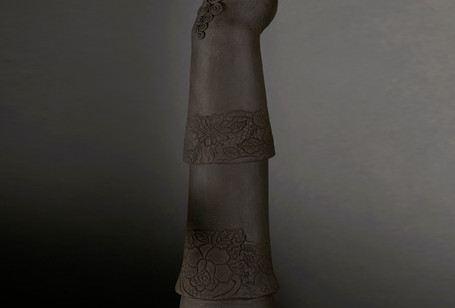 Pachamama  haut 62 cm  Vendue