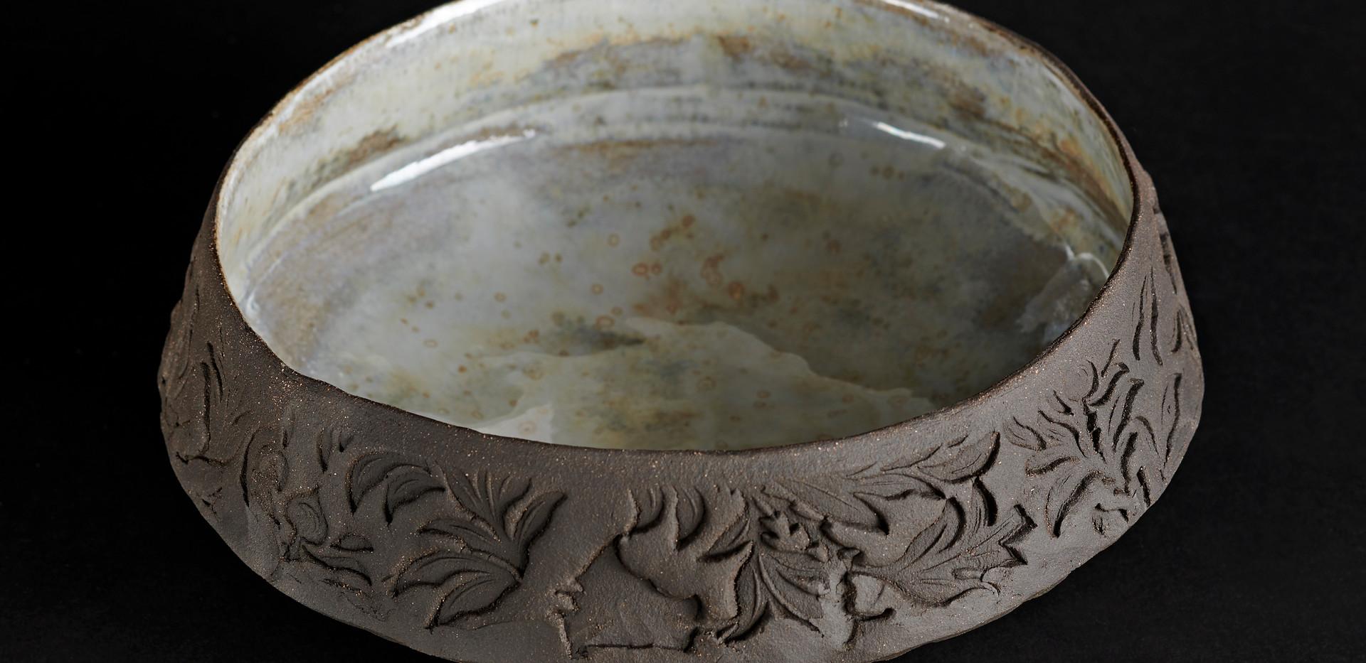 Coupe antique  diam 28 cm / haut 11 cm
