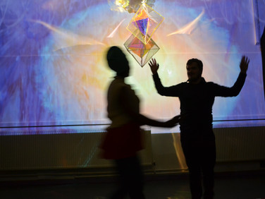 Light-Life Ignited!  Closing show for Wac Arts Residency 25th March, 6.30-8.30 pm