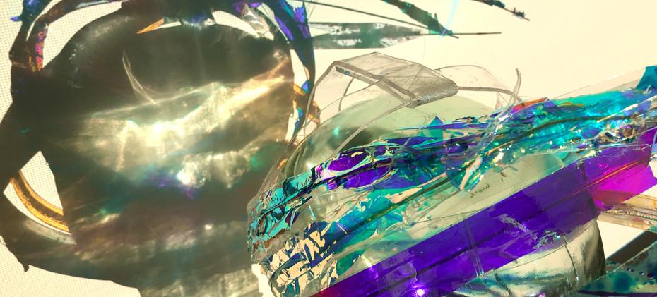 Wind - Performative Light headress
