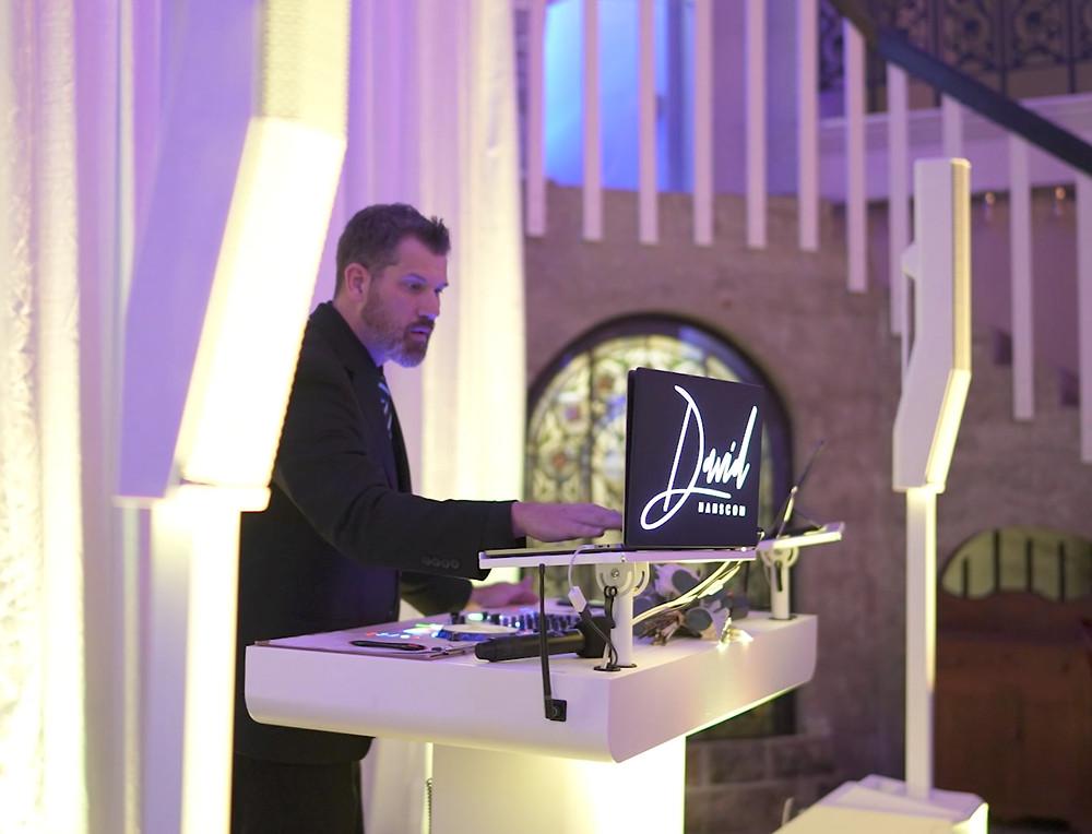 Wedding DJ at The Lightner Museum