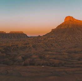 Utah Desert from Brady Skye's film