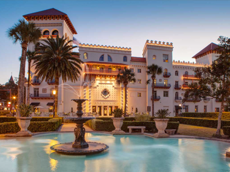 Top Hotels for Wedding Guests in St. Augustine