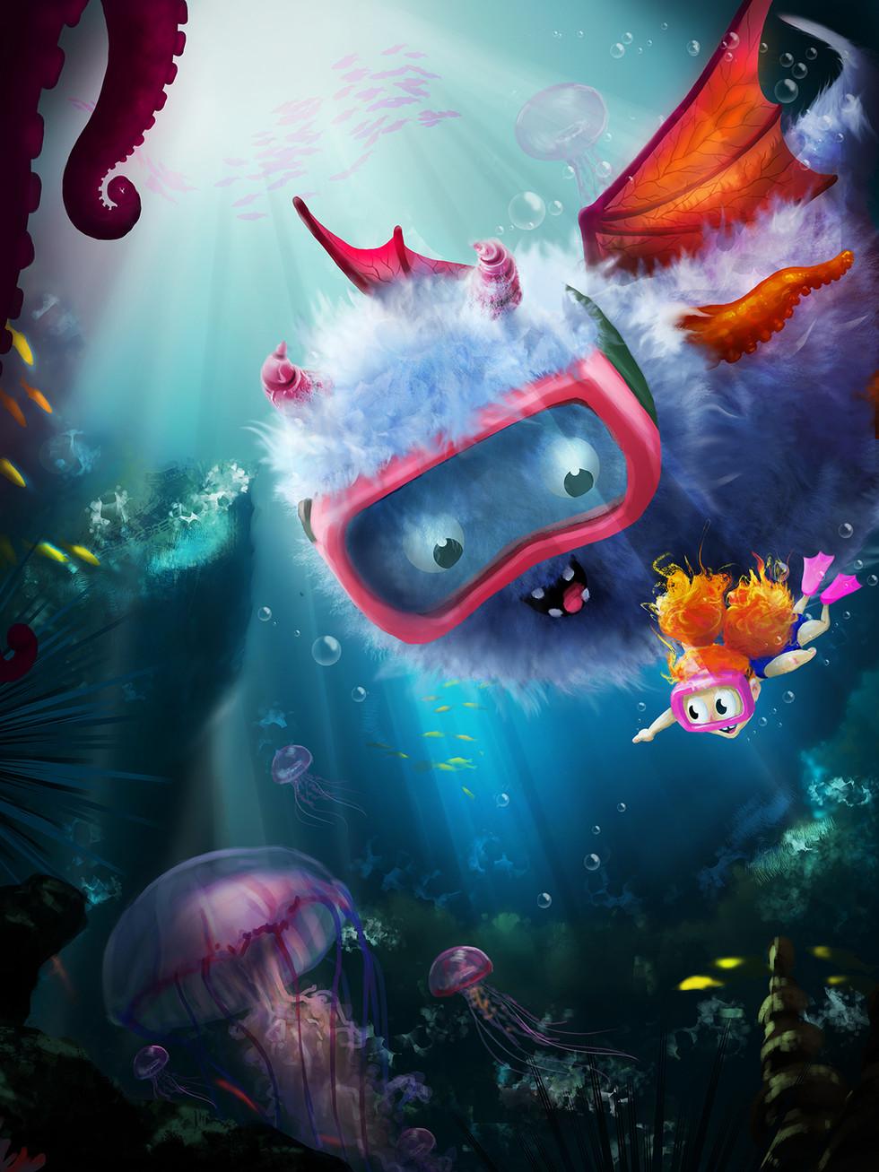Deepsea adventure...