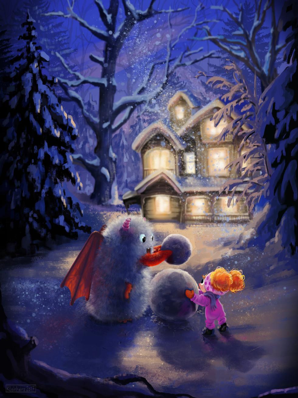 Snow adventure...