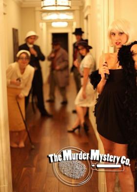 Murder Mystery Company Promo