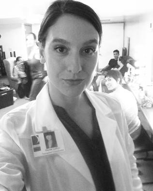 The God Committee - Nurse Larkin