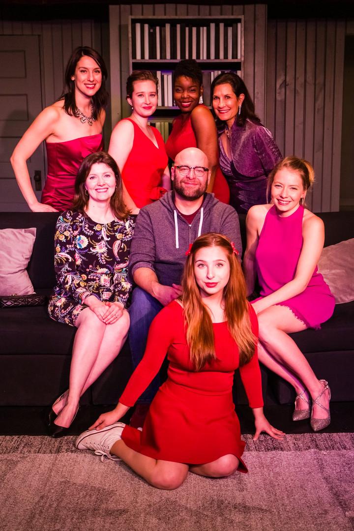 Jake's Women - Cast