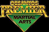 DeSantos Premier Martial Arts logo