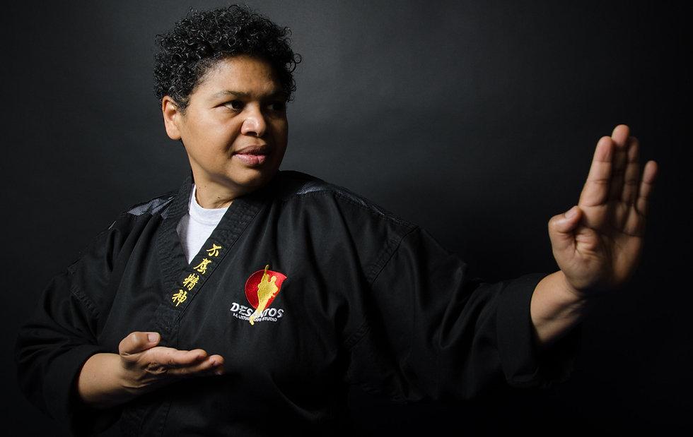 Grandmaster Veronica De Santos
