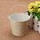 Thumbnail: Creative Vintage Galvanised Metal Iron Flower Shabby Vase Pot Barrel Planter
