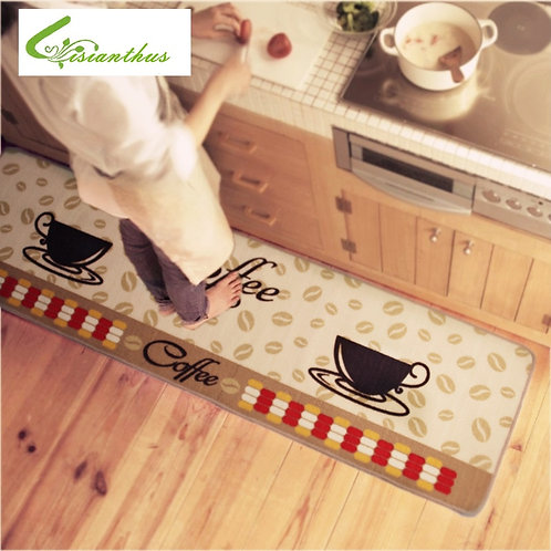 Big Szie /1PCS Mat Doormat Non-Slip Kitchen Carpet/Bath Mat Home Entrance Floor