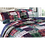 Thumbnail: CHAUSUB American Style QUILT Set 3PCS Washed Cotton Quilts Bed Sheets quilted