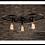 Thumbnail: Russia Pendant Light Vintage Industrial Lamp Nordic Metal Wheel Lights Loft