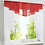 Thumbnail: Roman Curtain Blind 11 Colors Fashion Pleated Design Stitching Colors Tulle