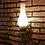 Thumbnail: Chinese wall lamp vintage oil wall light bar corridor pub bedroom porch lamp