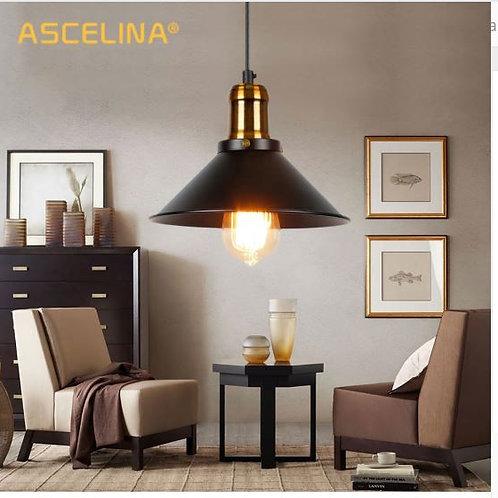 Industrial Retro Pendant Light American pendant lamp Creative Rustic Style Hangi