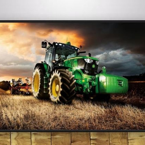 Machine Tractor Farm Industrial Farmin Art Silk Poster Home Decor 12x18 24x36inc