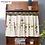 Thumbnail: XYZLS Pastoral Style Ladybugs Embroidered Kitchen Half-curtain Kitchen Curtain