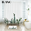 Thumbnail: IBANO Tropical Cactus Shower Curtain Waterproof Polyester Fabric Bath Curtain