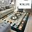 Thumbnail: WINLIFE Mediterranean/North European Style Carpets Coral Fleece Floor Rugs