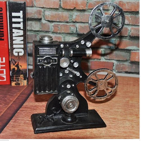 Retro Home Decoration House Furniture Sewing Machine Telephone Camera Ornaments