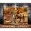 Thumbnail: Andy Thomas western landscape cowboy style gift canvas painting living room