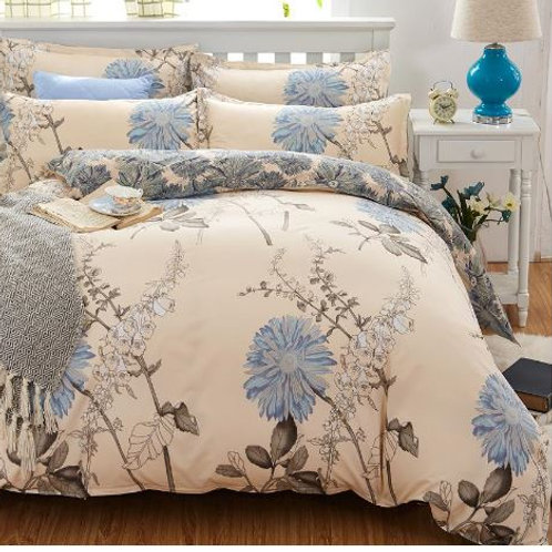 Home Textiles Bedding Set Bedclothes include Duvet Cover Bed Sheet Pillowcase Co
