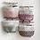 Thumbnail: 4Color Cotton linen hang bag sundry Wall Door Key Hanging Racks Series Storage