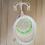Thumbnail: Rattan Tricycle Bike Basket Garden Wedding Party Office Vase Decoration