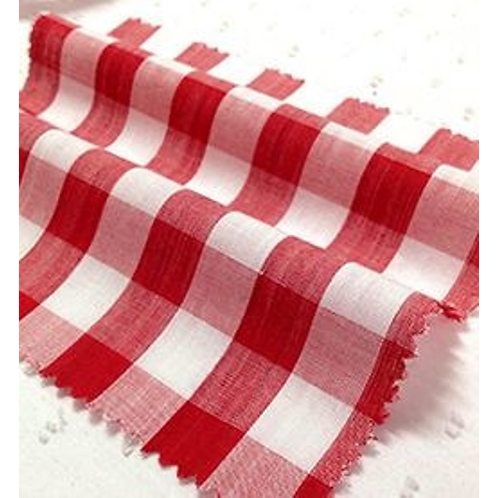 Red White Gingham Checkered Plaid Kitchen Tier Curtain Valance Set curtains