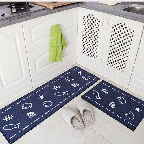 {Byetee} Kitchen Hot Selling Mats Door Bathroom Carpet Absorbent Slip-