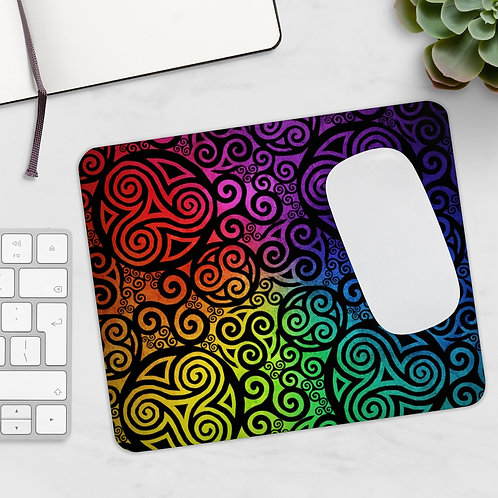 Celtic Rainbow Mousepad