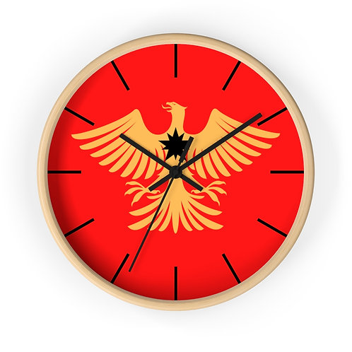 Centurions of the Sable Star of Ansteorra Wall clock