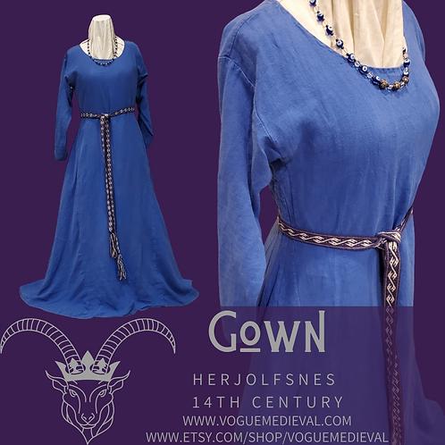 Herjolfsnes Gown 14th Century