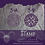 Thumbnail: Celtic Stamp for Fabric/Leather/Clay/Soap (Designs 1-8)