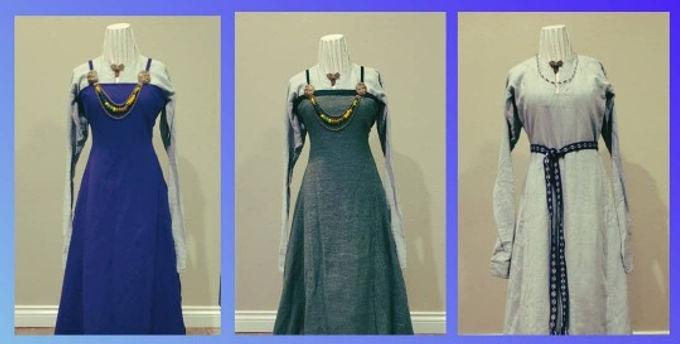Custom Medieval Clothing