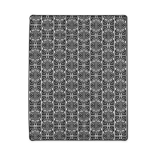 Mamluk Caliphate Polyester Blanket