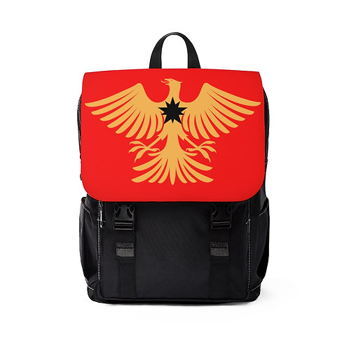 Centurions of the Sable Star of Ansteorra Casual Shoulder Backpack
