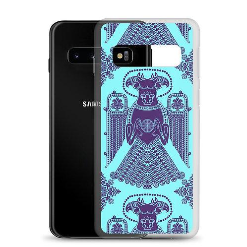 Peppermint Regal Eagle Samsung Case