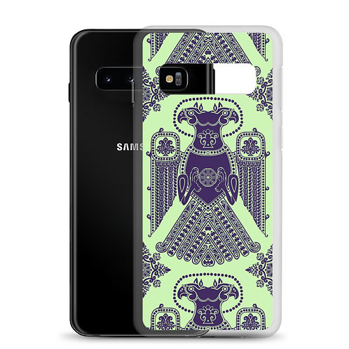 Mint Chocolate Regal Eagle Samsung Case