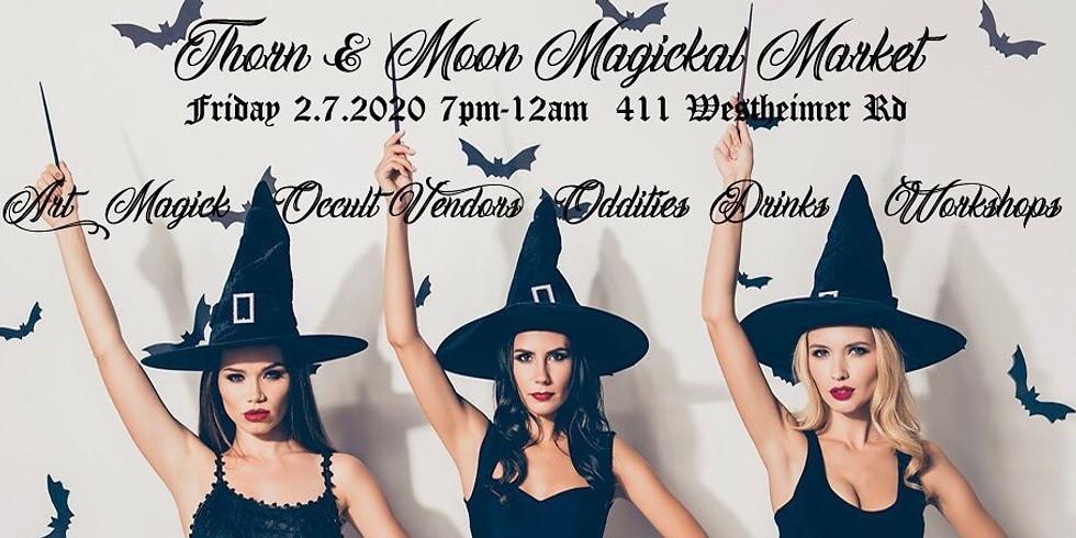 Thorn & Moon Magickal Market